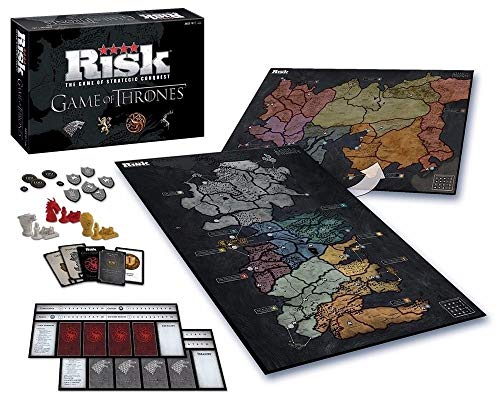 Jeu de Thrones - Risk (Eleven Force S.L. 82820)