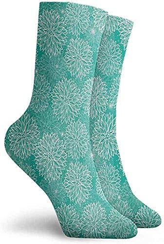 Yesbnow Daffodil Patterned Socks Hiking Walking Socks Multi Short Socks Athletic Socks Calcetines cortos calcetines deportivos