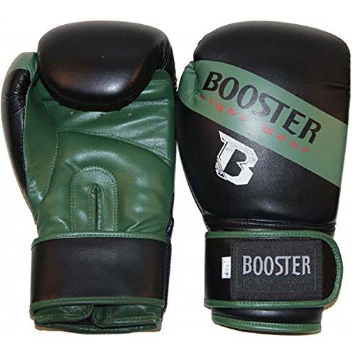 Booster Boxhandschuhe, BT-Sparring, grün, Boxen, Boxing Gloves, MMA, Muay Thai Size 12 Oz