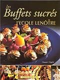 Les buffets sucrés de l'Ecole Lenôtre