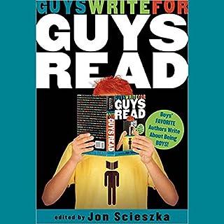 Guys Write for Guys Read cover art