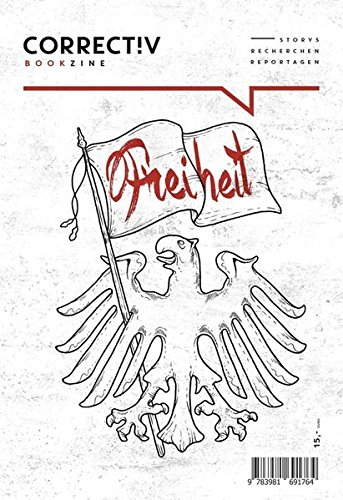 CORRECT!V-Bookzine: Freiheit