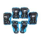 Mejor deporte Protector Set para los niños, color Blue/Black, tamaño XS/S , color/modelo surtido