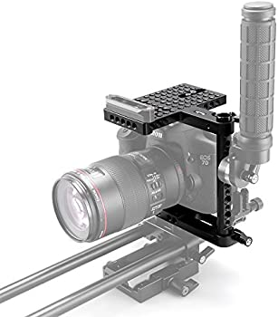 SmallRig Quick Cage Kit for DSLR Camera (for Canon 60D, 70D, 50D, 40D, 30D, 6D, 7D, 7D MarkII, 5D MarkII, 5D MarkIII, 5DS, 5DS R, for Nikon D7000, D7100, D7200, D300S, D610, DF, for Sony A99) - 1510