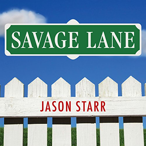 Savage Lane cover art