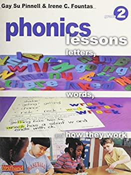 Paperback Phonics Lessons (Grade 2): Letters, Words, and How They Work Book