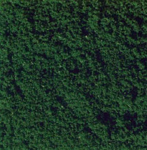 NOCH 07206 - Spielwaren, Flockage, dunkelgrün