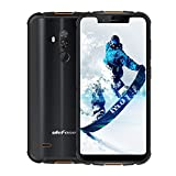 Ulefone Armor 5S Outdoor Smartphone ohne Vertrag Android 9.0, MT6763 Octa-Core 4GB + 64GB, 5,85 Zoll HD+ Gorilla-Glas IP68 Wasserdicht Handy, 5000mAh Akku, QI Drahtlose Aufladung (Armor 5S)