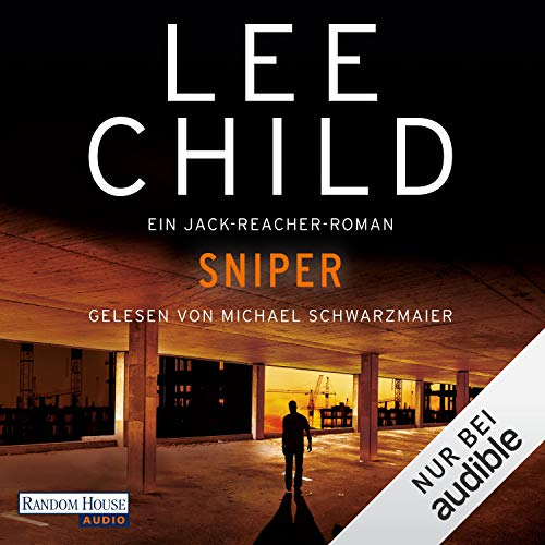 Sniper (German edition) cover art
