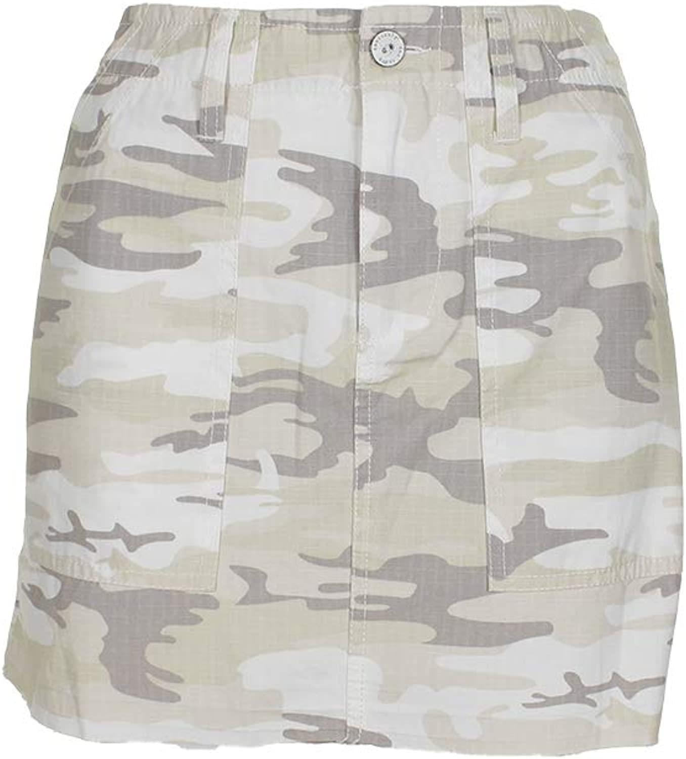Sanctuary Womens Camoflauge Casual Cargo Skirt
