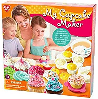 Playgo 3365G My Cup Cake Maker Model 6340