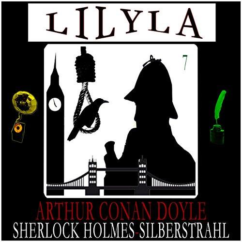 Silberstrahl audiobook cover art