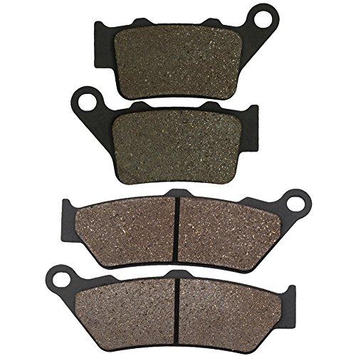 Cyleto anteriore e posteriore pastiglie freno per F650 CS F650CS Scarver 2000 – 2007/F650 GS F650GS F 650 GS Dakar 1999 – 2007/F650ST strada 1997 – 2000