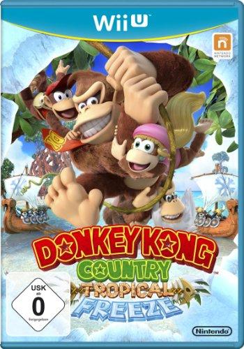 Nintendo Donkey Kong Country: Tropical Freeze, Wii U [Edizione: Germania]