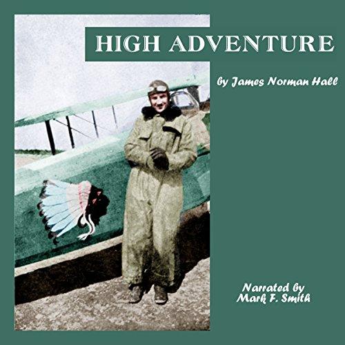 High Adventure audiobook cover art