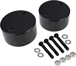 Liftcraft - 2.5 Inch Rear Leveling Kit for 1999-2004 Land Rover Discovery II 2WD + 4WD   Aircraft Billet Aluminum Spring Spacers Lift Kit (2pc Rear Kit)