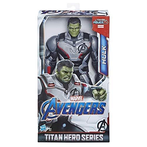 Avengers Endgame Titan Hero Deluxe Hulk, 30 cm große Actionfigur