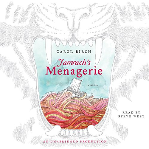 Jamrach's Menagerie cover art