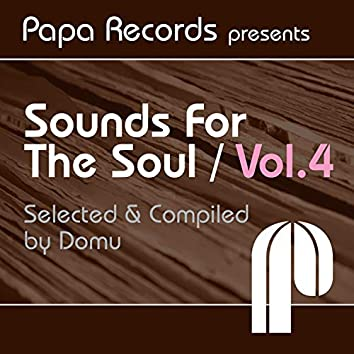 Papa Records Presents Sounds For The Soul, Vol. 4 (Selected & Compiled by Domu)