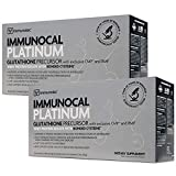 Immunocal Platinum by Immunotec 2-Pack (60 Pouches)
