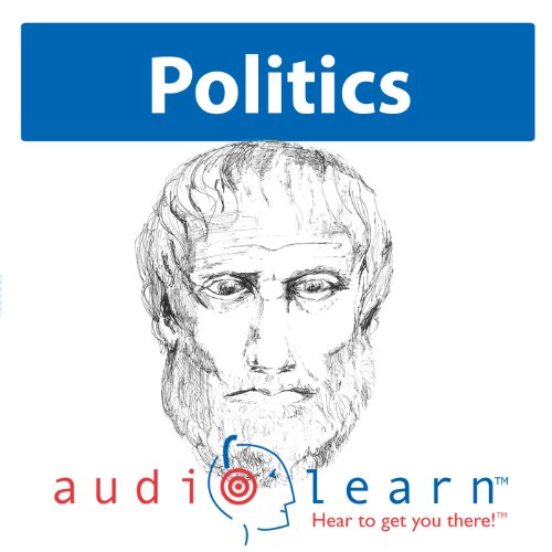 'The Politics' by Aristotle AudioLearn Study Guide cover art