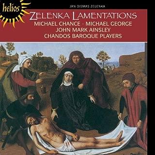 Zelenka: Lamentations of Jeremiah