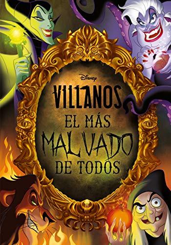 Villanos. El más malvado de todos (Disney. Otras propiedades)