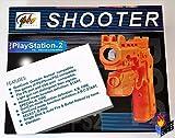 PS2/PSX Mini Light Gun w/ USB port