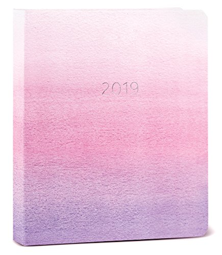 High Note 2019 Mindfulness Sunrise Hardcover Organizer 18-Month Weekly Engagement Planner