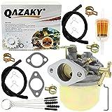 QAZAKY Carburetor Compatible with Kawasaki 341cc Gas Club Car Golf Cart DS 1984 1985 1986 1987 1988 1989 1990 1991 Side Valve Engines Carb 1014541 1012508