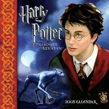 Harry Potter and the Prisoner of Azkaban: 2005 Mini Wall Calendar (Harry Potter)