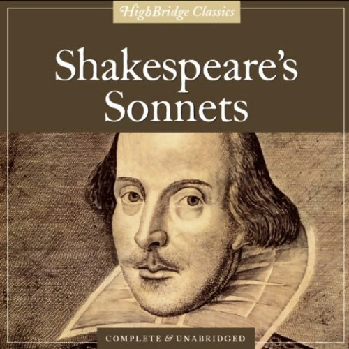 Shakespeare's Sonnets audiobook cover art