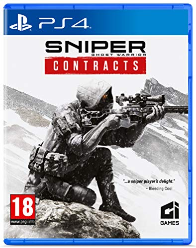 Sniper Ghost Warrior Contracts (PS4) - [AT-PEGI] [Importación alemana]