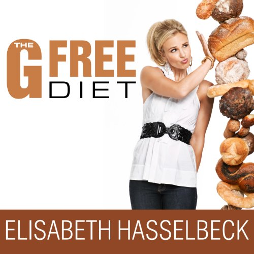 The G-Free Diet audiobook cover art