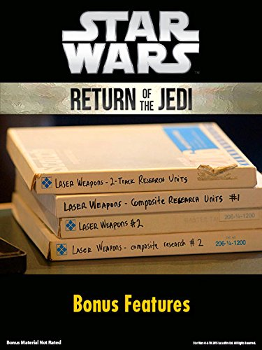Star Wars: Return of the Jedi Bonusmaterial