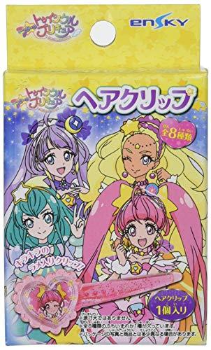 スター☆トゥインクルプリキュア ヘアクリップ BOX商品 1BOX=8個入り、全8種類