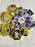 SURPRISE GIFT FOR ALL SPECIAL OCCASSIONS The gift box with 6 faces and 5 layers will explode once opened, and reveal all the pictures you added in it. Whenever you open it , it reminds you all the memorable moments. Perfect gift for anniversary, birt...