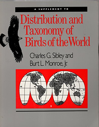 Distribution and Taxonomy of Birds of the World: Supplement