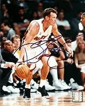 Autographed Dan Majerle Photo - Miami Heat 8x10 - Beckett Authentication - Autographed NBA Photos