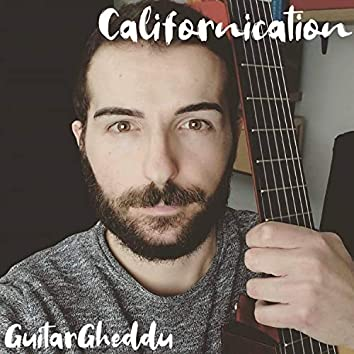 Californication (Fingerstyle Cover)