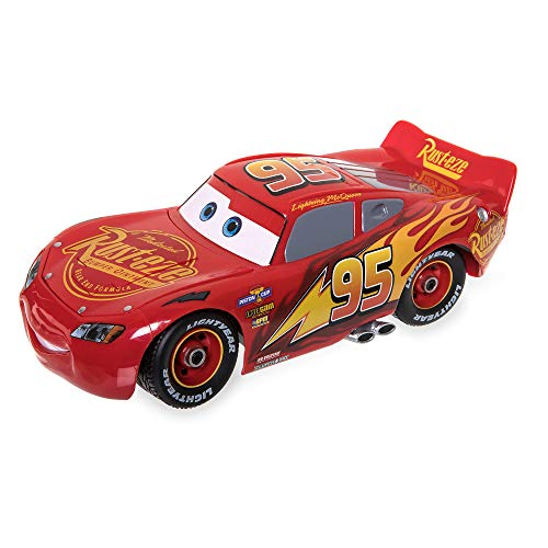 Disney Lightning McQueen Build to Race Remote Control Car – Cars