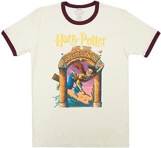 Unisex/Men's Harry Potter Series Book-Themed Tee T-Shirt
