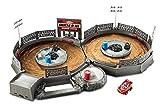 Cars Pista de coches giros locos (Mattel FLG71)