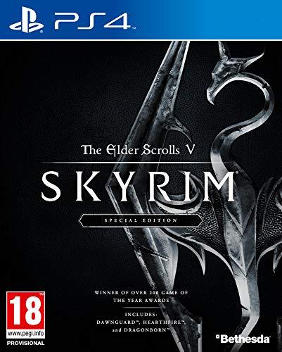 Skyrim Special Edition - Eu per PS4 - Lingua Italiana
