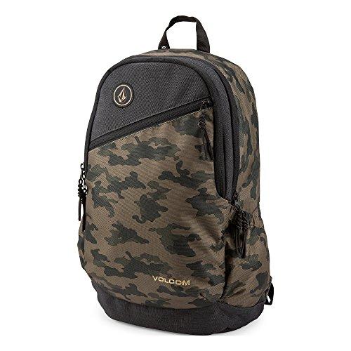 [ボルコム] 定番 バックパック 26L【 Substrate Backpack 】 D6531503 CAM_カモフラージュ