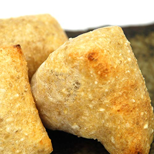 発芽玄米切餅 10枚入×10袋 真空個包装<br>無農薬・無添加 GI値35-低GI食品 保存食にも<br>