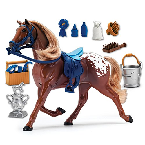 Sunny Days Entertainment Blue Ribbon Champions Deluxe Horse: Appaloosa...