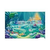 MAODING 写真の水中城海藻バブル写真の背景については背景の赤ちゃん誕生Photophone (Color : NWH06471, Size : Thin Cloth 90x60cm)