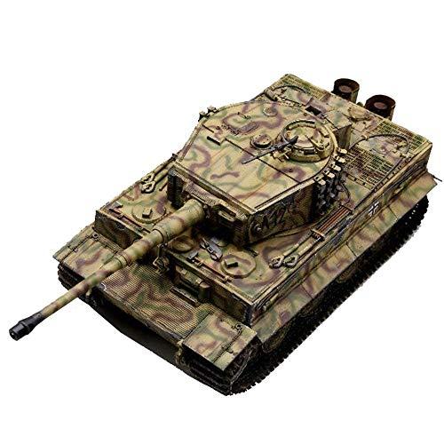 1yess Militar Modelo de Coche Juguetes, 01:35 Segunda Guerra