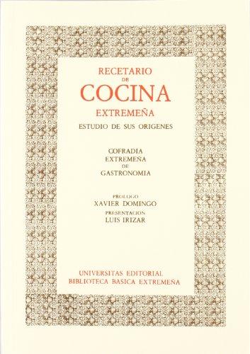 RECETARIO DE COCINA EXTREMEÑA